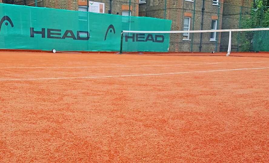 Synthetic Clay Court Maintenance Tips
