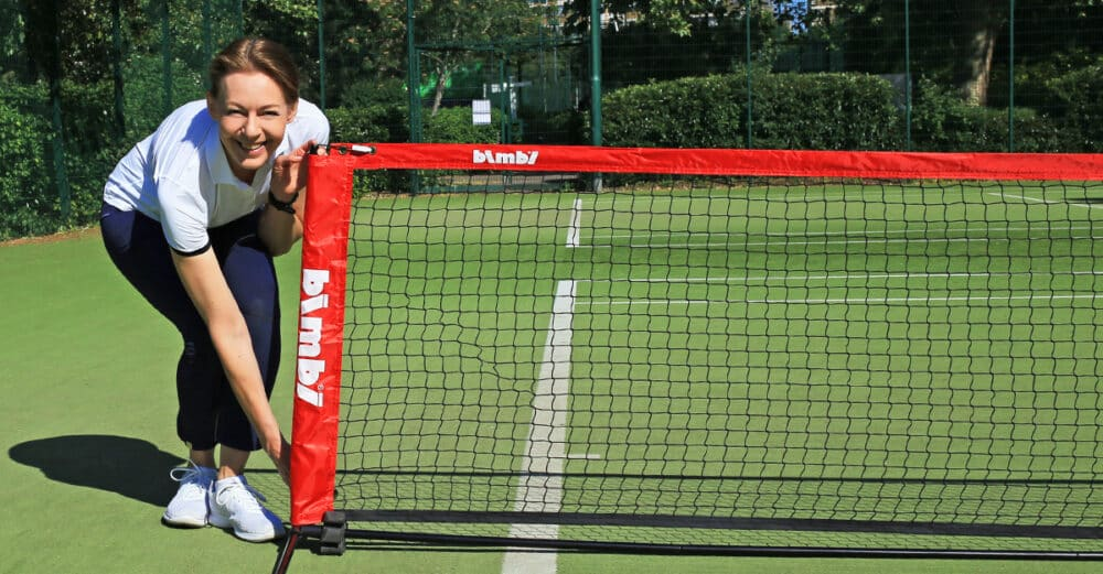mini tennis nets compared