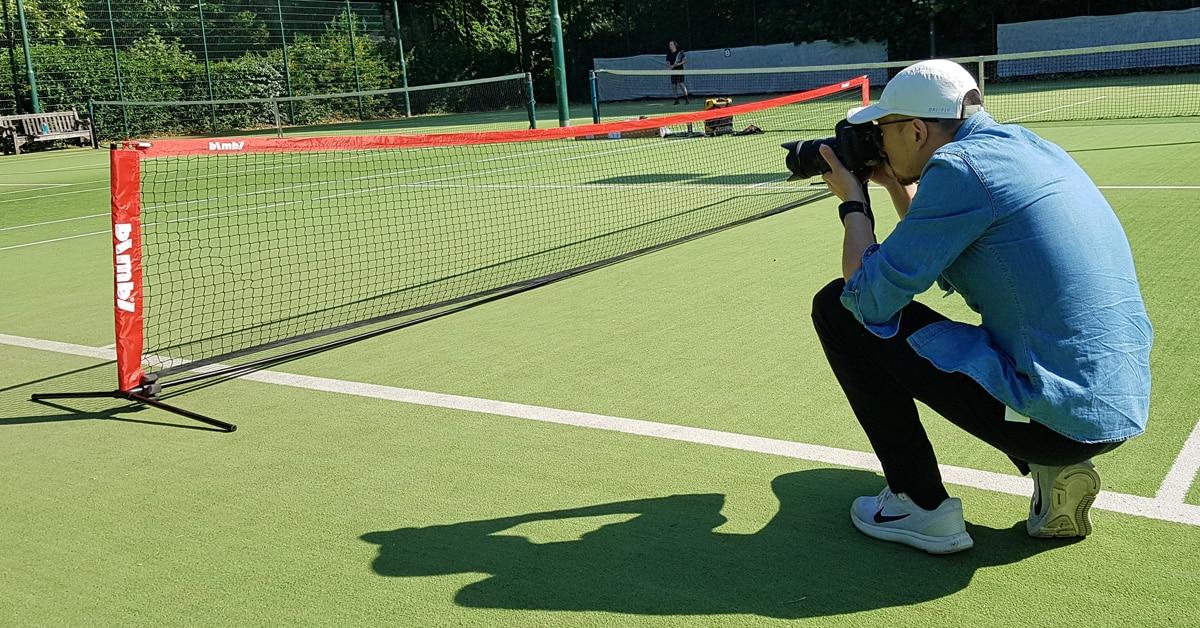 mini tennis nets compared