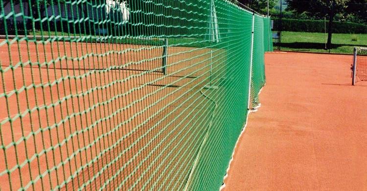 The Tennis Court Divider