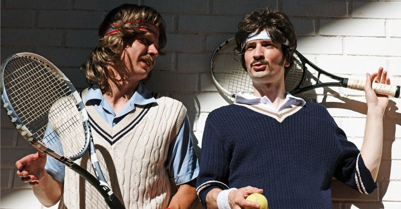 Rusty Racquets Top Tips